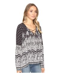 Billabong Black Just A Dream Top