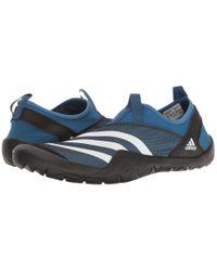 Adidas Originals   Blue Climacool Jawpaw Slip-on for Men   Lyst