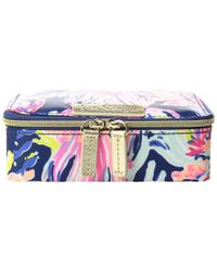 Lyst Lilly Pulitzer Travel Jewelry Case