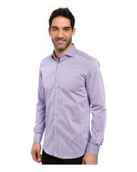 Robert Graham - Blue Forli Dress Shirt for Men - Lyst
