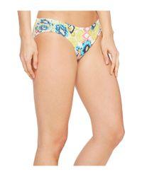 Billabong - Multicolor Mixmash Lowrider Bikini Bottom - Lyst