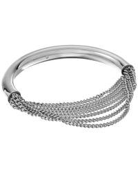 Michael Kors | Metallic Modern Fringe Bracelet | Lyst