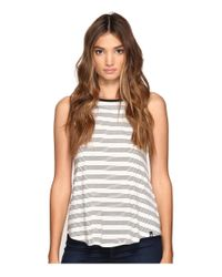 Volcom | Multicolor Lived In Tank Top | Lyst