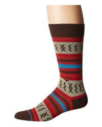 Stance | Red Mexicali Rose | Lyst