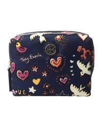 Tory Burch | Multicolor Brigitte Cosmetic Case | Lyst