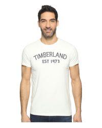 Timberland | White Kennebec River Tbl 1973 Tee for Men | Lyst