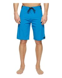 Oakley | Blue Sidetrack 21 Boardshorts for Men | Lyst