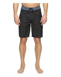 Rip Curl | Black Mirage Seedy Boardshorts for Men | Lyst