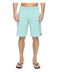 Rip Curl | Blue Mirage Phase Boardwalk Walkshorts for Men | Lyst