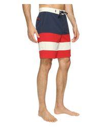 "Vans Red Era Panel Boardshorts 19"" for men"