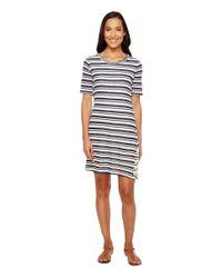 Splendid | Multicolor Topsail Stripe Bodycon Dress | Lyst