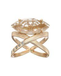 Kendra Scott | Metallic Rosemary Ring | Lyst