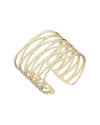 Kendra Scott | Metallic Nicolas Cuff Bracelet | Lyst
