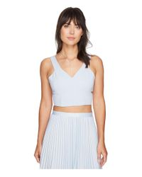 Dolce Vita | Blue Lily Top | Lyst