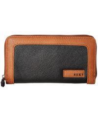 Roxy | Black Sunny Wallet | Lyst