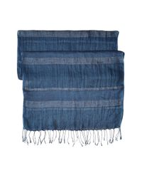 Lauren by Ralph Lauren - Blue Norah Wrap - Lyst
