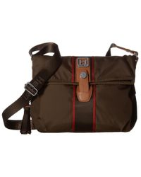Hedgren | Brown Casual Chic Mie Shoulder Bag | Lyst