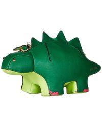 Betsey Johnson | Green Betseysaurus Rex Crossbody | Lyst