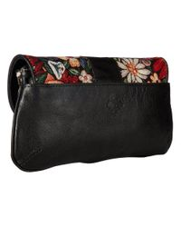 Patricia Nash - Black Baku Crossbody - Lyst