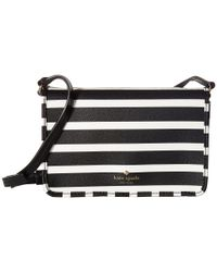 Kate Spade - Black Hyde Lane Stripe Renee - Lyst