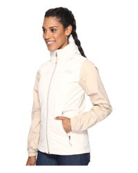 The North Face - White Resolve Plus Jacket - Lyst