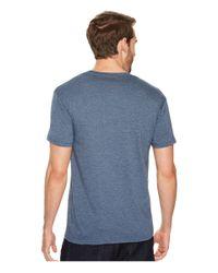 Cinch - Blue Basic Short Sleeve Tee for Men - Lyst