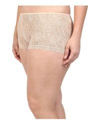 Hanky Panky - Multicolor Plus Size High Waist Betty Brief (chai) Women's Underwear - Lyst