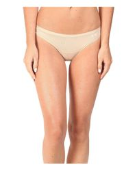 Under Armour - Multicolor Ua Pure Stretch Sheers Thong - Lyst