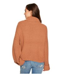 Free People - Multicolor Park City Pullover - Lyst