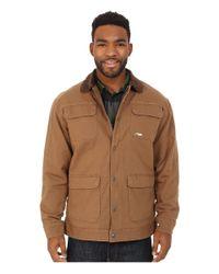 Mountain Khakis - Brown Ranch Shearling Jacket (terra) Men's Coat for Men - Lyst