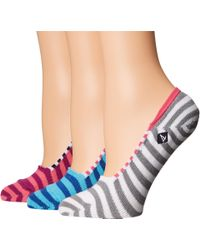 Sperry Top-Sider - Multicolor Skimmer Liners 3-pack - Lyst
