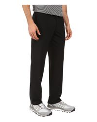 Adidas Originals | Black Ultimate Regular Fit Pants for Men | Lyst