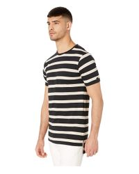 Zanerobe Black Stripe Flintlock Tee for men