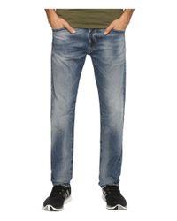 DIESEL Blue Thommer Trousers 853p for men