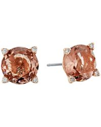 Vera Bradley - Multicolor Sparkling Stud Earrings - Lyst