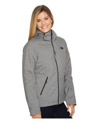 The North Face | Gray Apex Elevation Jacket | Lyst