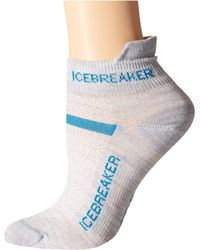 Icebreaker | Gray Multisport Ultra Light Micro 1-pair Pack | Lyst
