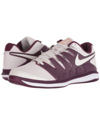 6ca6565477c7f Nike Air Zoom Vapor X (half Blue/indigo Force/pink Blast/white) Women's  Tennis Shoes