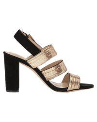 Botkier Multicolor Genesa (black/gold) High Heels