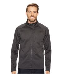The North Face   Gray Canyonlands Full Zip for Men   Lyst