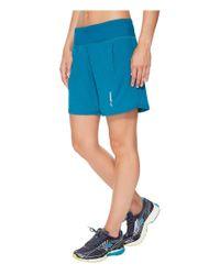 Brooks - Blue Chaser 7 Shorts (asphalt) Women's Shorts for Men - Lyst