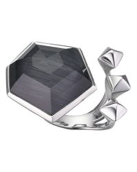 Stephen Webster | Black Superstud Crystal Haze Ring | Lyst