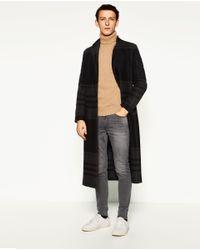 Zara | Gray Basic Skinny Jeans for Men | Lyst