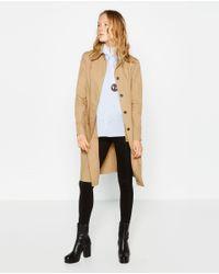 Zara | Multicolor Body Shaping Leggings | Lyst