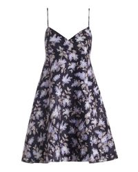 Zimmermann | Black Stranded Sun Dress | Lyst