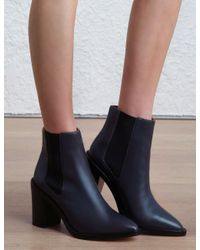 Zimmermann - Blue Welted Dress Boot - Lyst