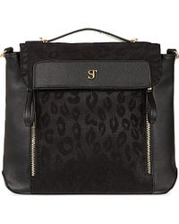 SuperTrash - Leopard Lace Zip Bag - For Women - Lyst
