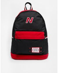 New Balance - 41493 Backpack - Lyst