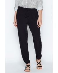 Joie Dareen Pants black - Lyst