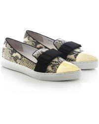 Senso Dree Iii Snake Print Shoes - Lyst